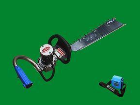 绿节牌环保节能型锂电型单刃电动绿篱机