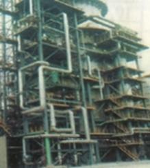 电厂炉架保温