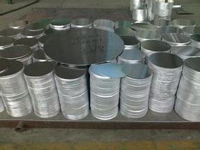 6063铝圆片