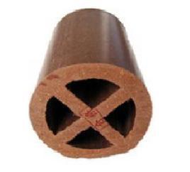 塑木围栏类型材SMX75H55