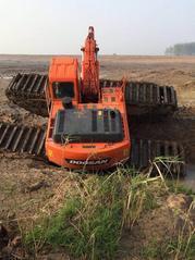 郑州市中原区沼泽型挖掘机租赁
