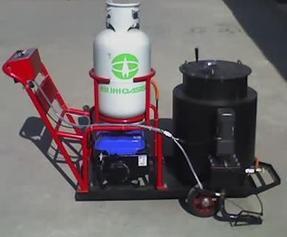 供应沥青路面灌缝机 高适应性灌缝机