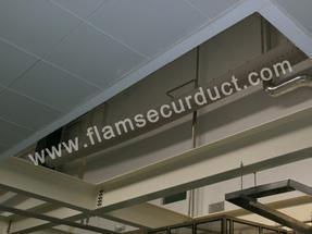 威逊flamsecur纤维布风管