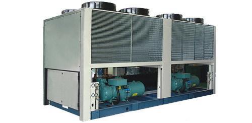 风冷螺杆式热泵机组_风冷热泵螺杆式冷热水机组_CO土木在线