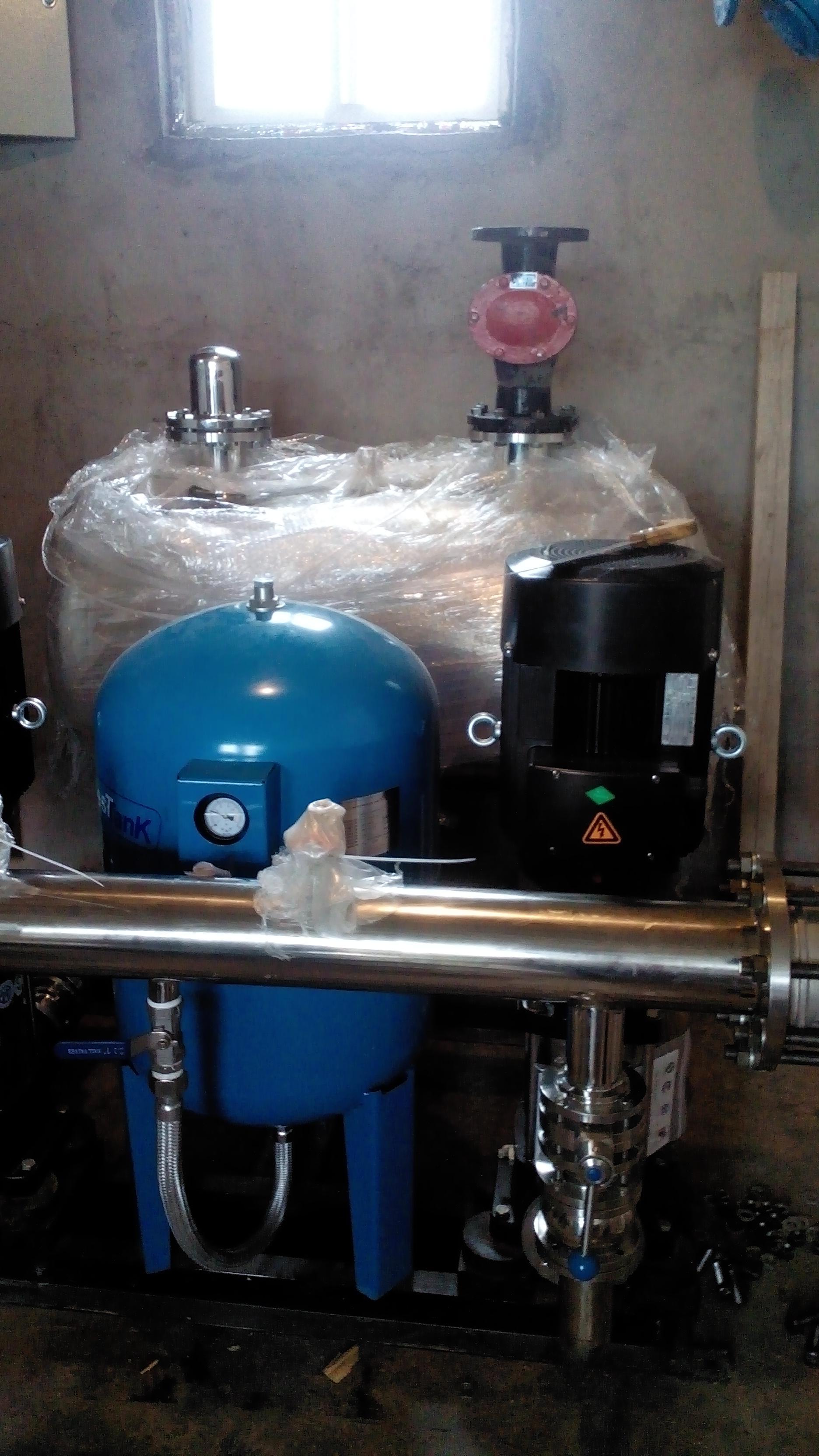 家用无塔供水器