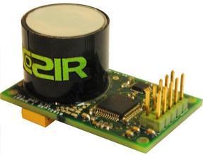 低功耗型红外二氧化碳传感器COZIR