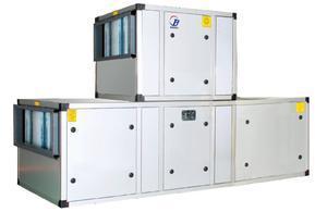 供应转轮卧式热回收空气处理机组