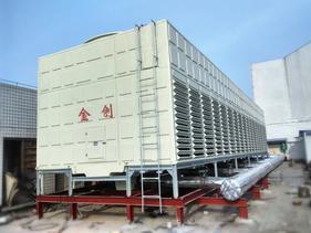 河南金创方型横流式冷却塔