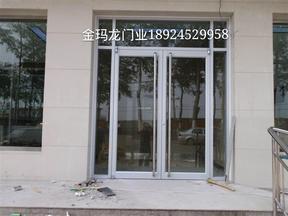 湘潭麦当劳玻璃门-株洲肯德基门厂家直销