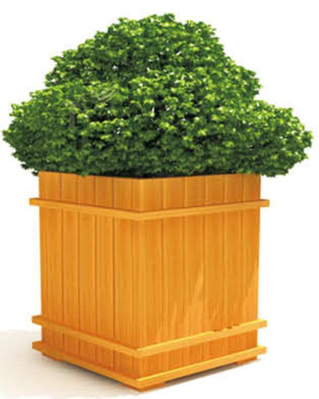 产品名称:城市街道实木防腐木花箱FEF-102A 型号:FEF-102A 尺寸:55x55x80cm,可定制 材质:实木,经国际标准ACQ防腐处理 产品特点: 1.坚固、耐用 2.时尚、装饰 3.健康、环保 4.自然、优雅 用途适合户外种植花卉、盆栽,比如街道,小区,学校,医院,政府,农庄,度假山庄等;