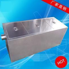 厨房不锈钢隔油池,无动力隔油池