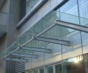 石家庄钢结构雨棚设计 施工,埃菲尔最专业