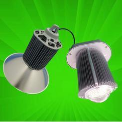 圆形100WLED工矿灯参数120W厂房灯款式价格特点