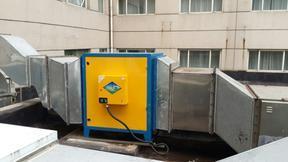 厨房油烟净化器*隔油池*烧烤车厂家批发报价