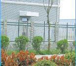 带边框花园市政围栏网