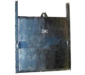 铸铁复合闸门500*1.0M设计