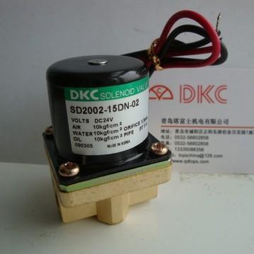 SD2002-15DN-02青岛塔富士专供韩国DKC电
