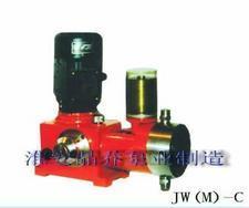 单头液压隔膜计量泵(JW(M)-C)