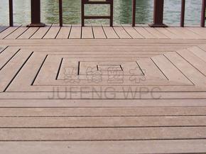 塑木(木塑)栈道铺装板