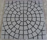 花岗岩圆形地坪铺装 HZM097