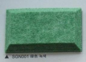 漳州聚酯纤维吸音板(环保吸音)