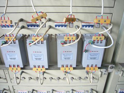 电容接线实物图解