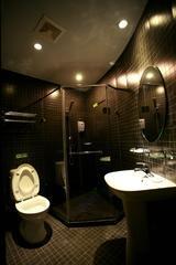 连锁酒店一体式卫浴
