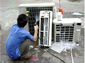 福州中央空调水处理,福州清洗空调新攻略