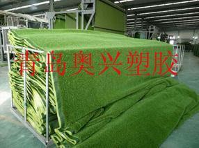 人造草坪足球场铺装价格