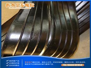 贮水池变形缝用 中埋式652型橡胶止水带