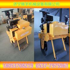 大轮手扶柴油压路机TY-700C重型手扶单轮材油压路机