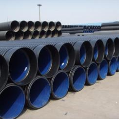 供应重庆HDPE双壁波纹管--重庆双壁波纹管