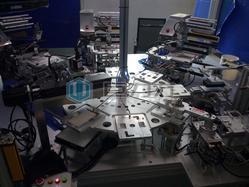 背光源定位贴合系统,多工位自动贴膜机系统