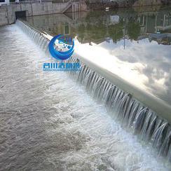 供应型号(MC-ZO5P)液压活动升降坝合页坝
