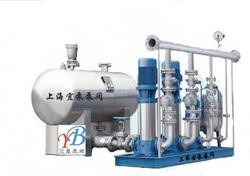 无负压变频供水设备-上海宜泵泵阀有限公司