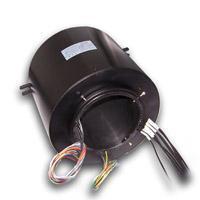 过孔系列导电滑环VSR-T 中心孔滑环