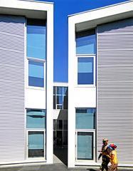 学校创新设计 地中海风建筑设计