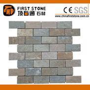 板岩马赛克墙砖HS-TY-016-36-1