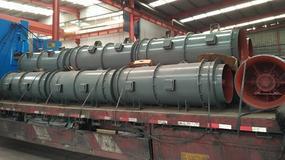 SDF(A)型隧道施工专用轴流通风机