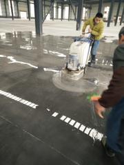 金刚砂耐磨地坪项目