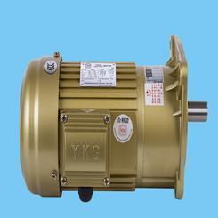 调速齿轮减速电机NCH22-200W-50S卧式三相200W