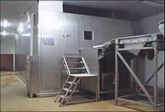 流态化单体速冻机系列