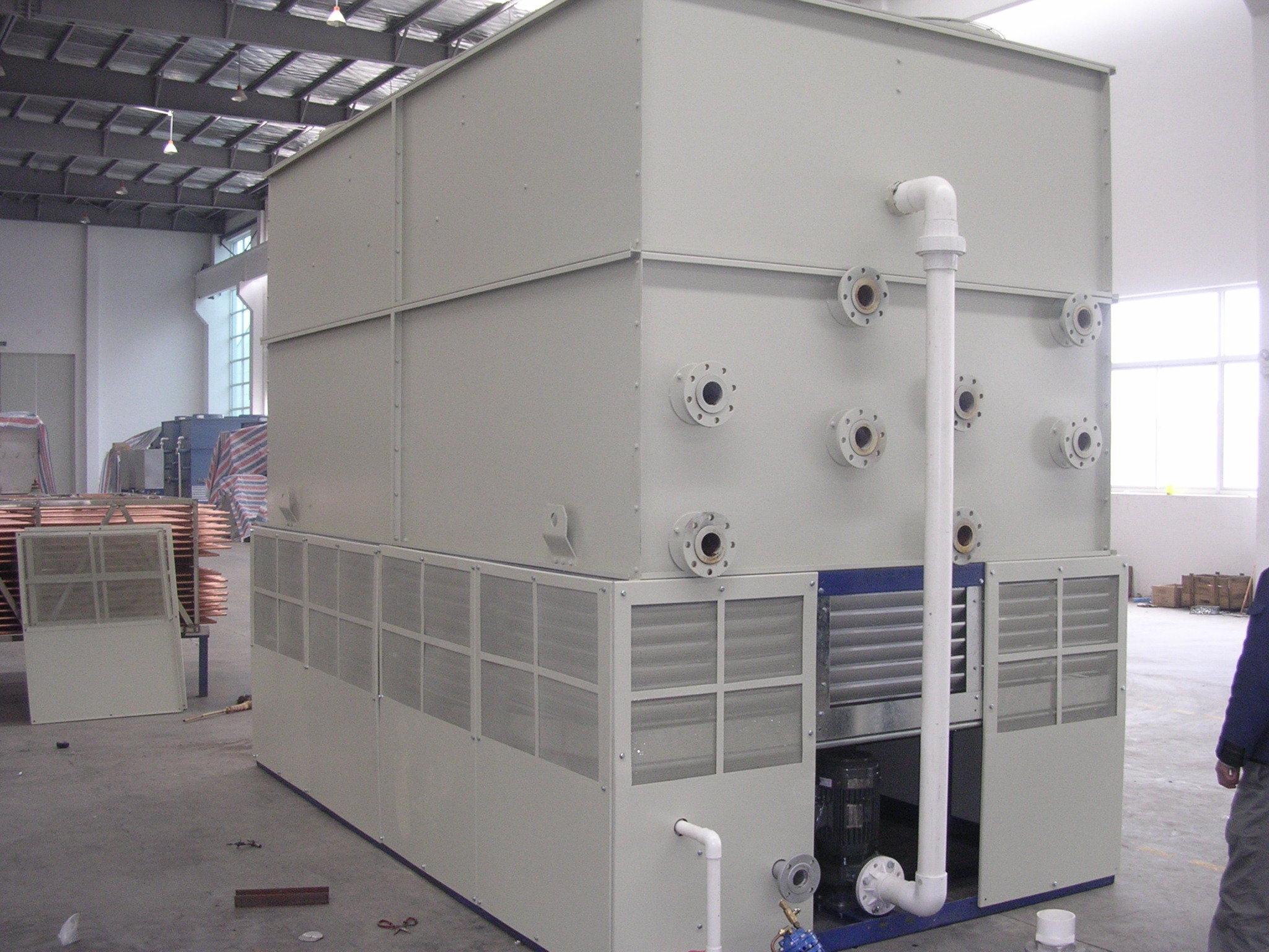 面议 fl系列闭式冷却塔 面议 fl系列闭式水冷却塔(软水冷却) 面议 fz