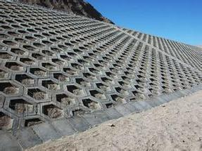 六棱块护坡模具 六棱块护坡模具尺寸图片