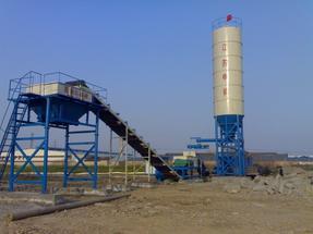 新疆500型稳定土拌和站价格稳定土拌和站厂家