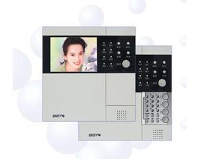 GST-DJ6000系列可视对讲系统