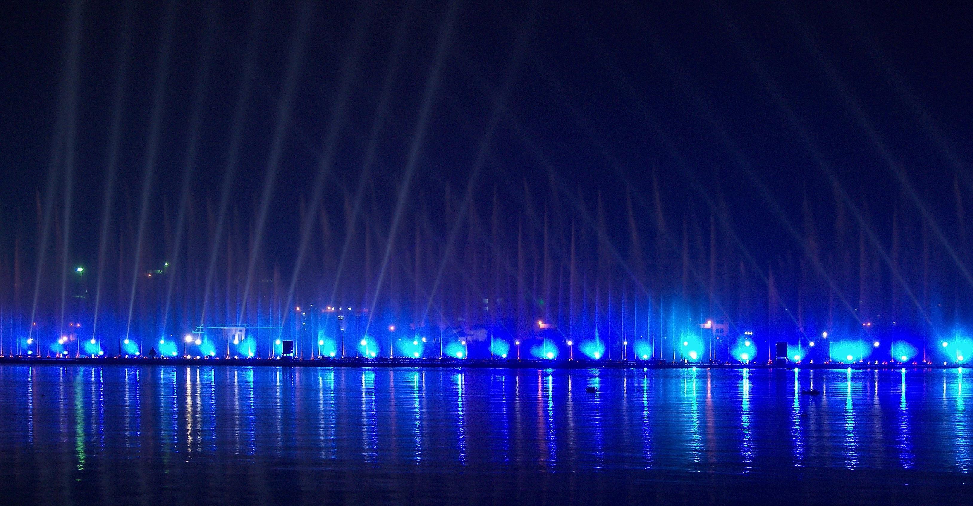 陕西西安大型音乐喷泉设计施工单位