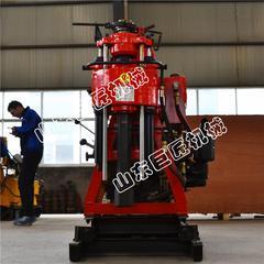 150米小型回转式地质钻机 华夏巨匠HZ系列小型岩心钻机