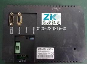 威纶触摸屏MT6056/MT605