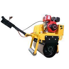 手扶式小型压路机厂家 单轮振动碾价格